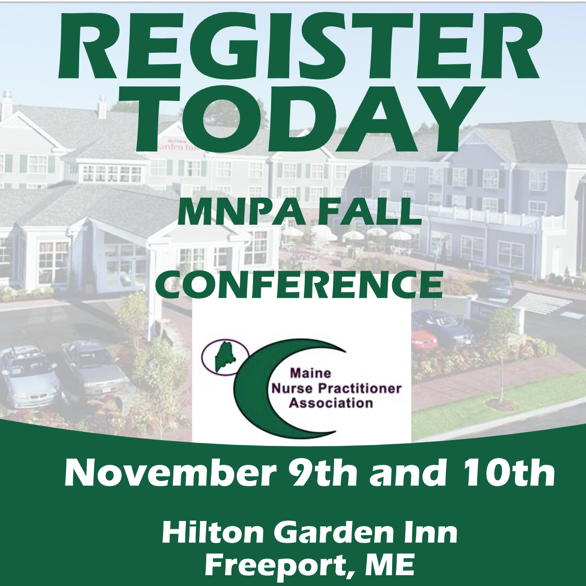 register today for MNPA conference